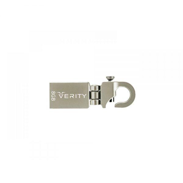 فلش درایو Verity مدل V806 ظرفیت 8 گیگابایت