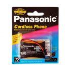 باتری تلفن بی سیم پاناسونیک مدل p102