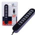 هاب 8 پورت USB 2.0 مدل XP-H838