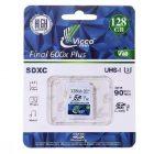کارت حافظه SDXC ویکومن Extra 600X ظرفیت 128 گیگابایت