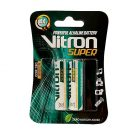 باتری قلمی AA آلکالاین Vitron کارتی