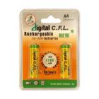 باتری قلمی AA شارژی CFL 1100