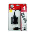 هاب 4 پورت USB 2.0 مدل H801