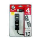 هاب 4 پورت USB 2.0 مدل H806
