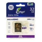 کارت حافظه microSDHC ویکومن 533X ظرفیت 32 گیگابایت