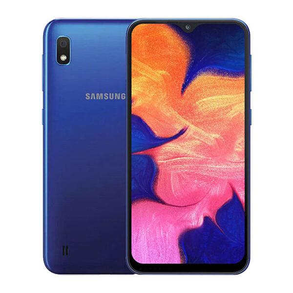 گوشی موبایل SAMSUNG مدل Galaxy A10 دو سیم کارت 32GB آبی
