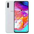 گوشی موبایل SAMSUNG مدل Galaxy A70 دو سیم کارت 128GB سفید