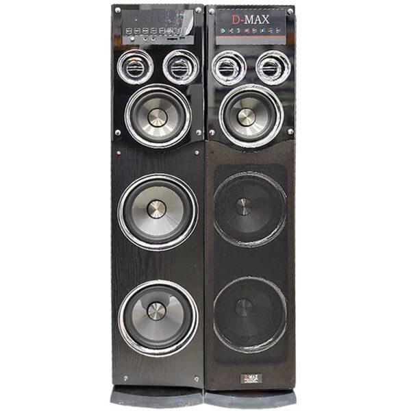 پخش کننده خانگی D-MAX مدل 8050