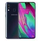 گوشی موبایل SAMSUNG مدل Galaxy A40 دو سیم کارت 64GB مشکی