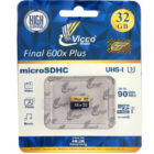 کارت حافظه microSDHC ویکومن 600X ظرفیت 32 گیگابایت