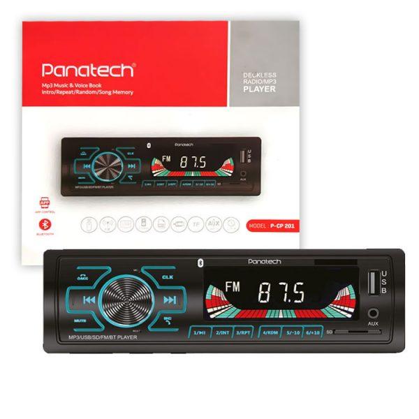 پخش کننده خودرو Panatech مدل 201