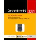 فلش درایو Panatech مدل P301 ظرفیت 32 گیگابایت