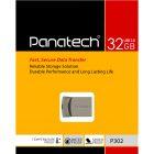 فلش درایو Panatech مدل P302 ظرفیت 32 گیگابایت