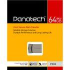 فلش درایو Panatech مدل P302 ظرفیت 64 گیگابایت