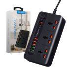 شارژر USB و چندراهی برق VERITY مدل PS3111