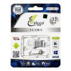 فلش مموری OTG USB 3.0 ویکومن مدل VC130 ظرفیت 32 گیگابایت
