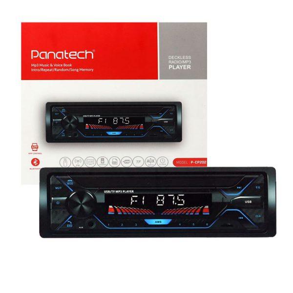 پخش کننده خودرو Panatech مدل 202